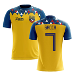 2018-2019 Colombia Concept Football Shirt (Bacca 7) - Kids