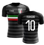 2018-2019 Italy Third Concept Football Shirt (R.Baggio 10) - Kids