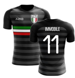 2018-2019 Italy Third Concept Football Shirt (Immobile 11)