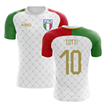 2018-2019 Italy Away Concept Football Shirt (Totti 10)