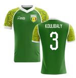 2018-2019 Senegal Away Concept Football Shirt (Koulibaly 3) - Kids