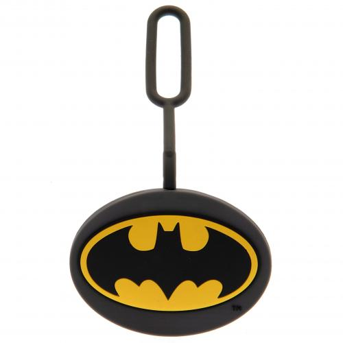 Batman Luggage Tag