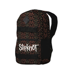 Slipknot Backpack Bag Pentagram (skate BAG)