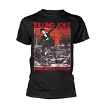 Killing Joke T-Shirt Wardance & Pssyche