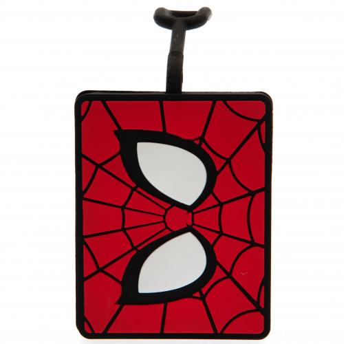 Spider-Man Luggage Tag