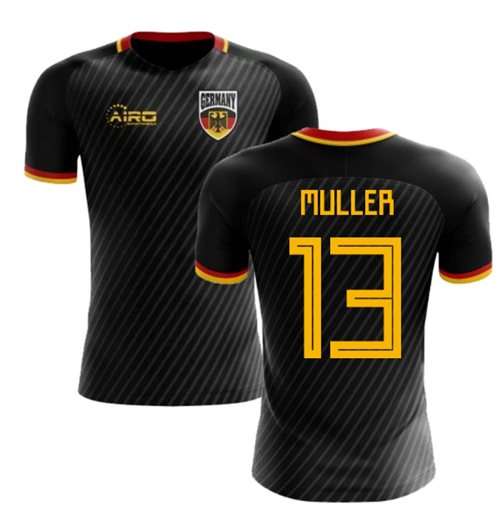 2018-2019 Germany Third Concept Football Shirt (Muller 13)