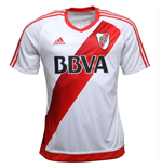 2016-2017 River Plate Adidas Home Football Shirt