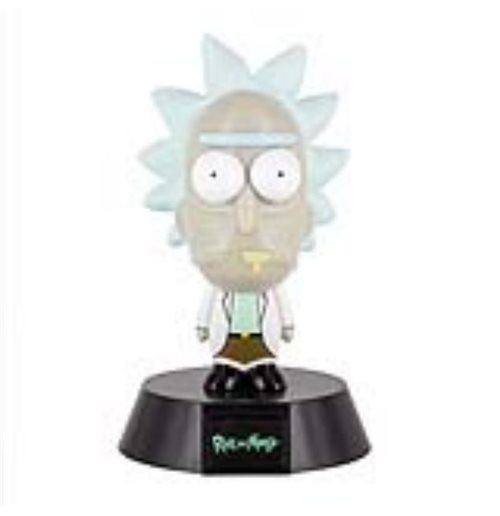Rick and Morty Table lamp 336549