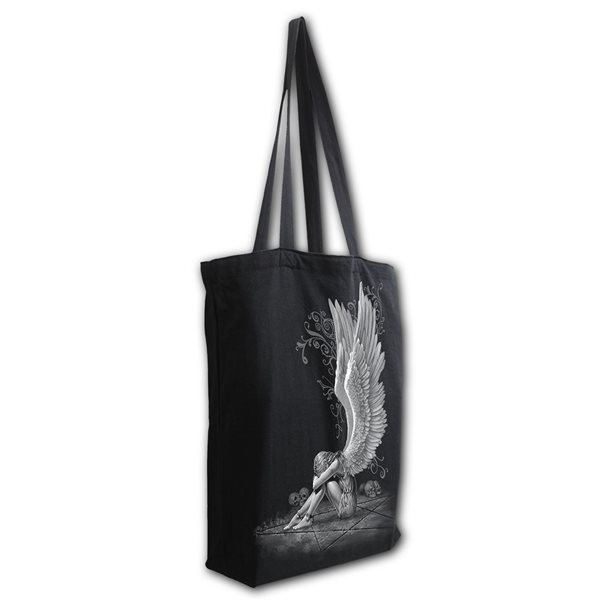 Enslaved Angel - Bag 4 Life - Canvas 80z Long Handle Tote Bag