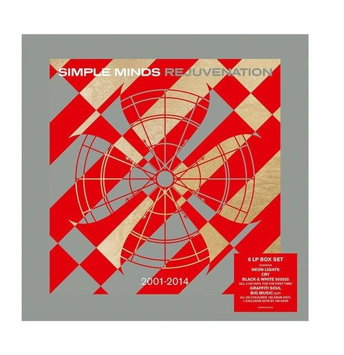 Vynil Simple Minds - Rejuvenation 2001-2014 (6 Lp)
