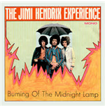 Vynil Jimi Hendrix Experience (The) - Burning Of The Midnight Lamp (Mono Ep)