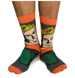 Aquaman 2 Pairs of Socks