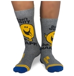 Mr Men 2 Pairs of Socks