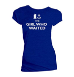 Doctor Who Ladies Tee: The Girl Who Wanted