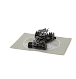 DC Comics 3D Pop-Up Greeting Card Batmobile