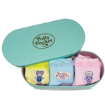 Polly Pocket 3 Pairs of Socks