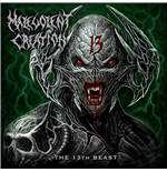 Vynil Malevolent Creation - The 13Th Beast