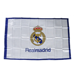 Real Madrid Flag 337575