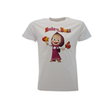 Masha and the Bear T-shirt 337731