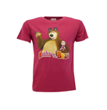 Masha and the Bear T-shirt 337736