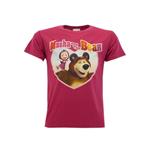 Masha and the Bear T-shirt 337746