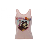 Masha and the Bear Tank Top 338291