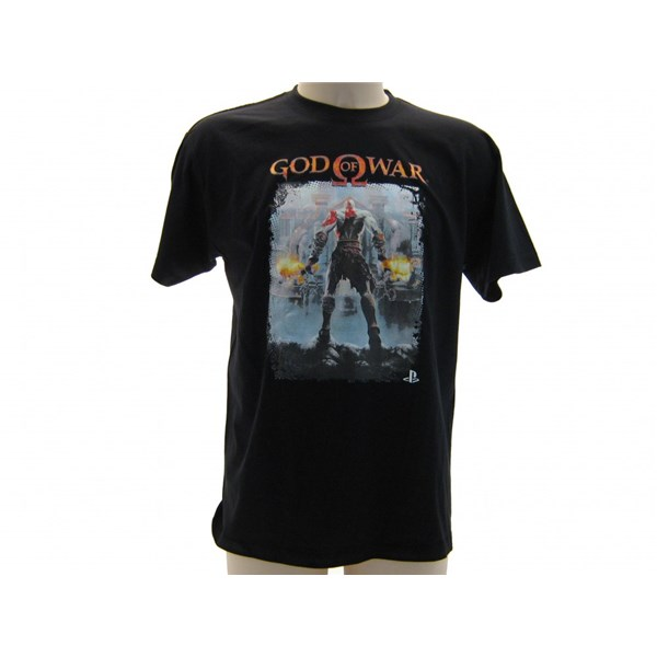 God Of War T-shirt 338483