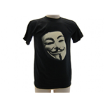 V for Vendetta T-shirt 338616