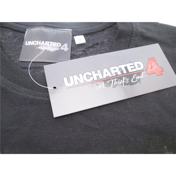 Uncharted T-shirt - UNC4.NR