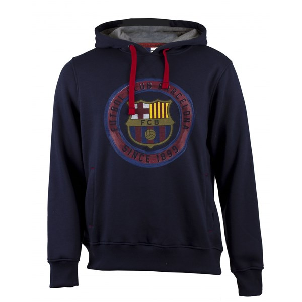 FC Barcelona Hooded Top