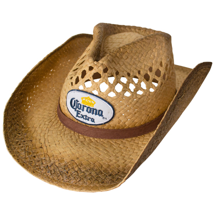 3c15b3bad1bb3e Official CORONA EXTRA Cowboy Hat: Buy Online on Offer