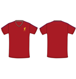 Liverpool FC Jersey 339329