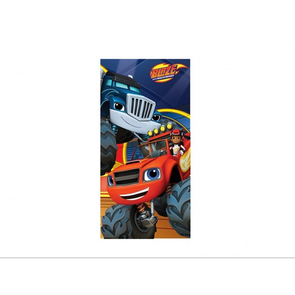 Buy Official Blaze and the Monster Machines Beach Towel