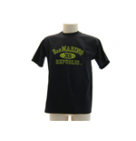 Republic of San Marino T-shirt 339893