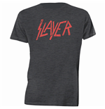 Slayer T-shirt 340007