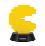 Pac-Man 3D Icon Light Pac-Man 10 cm