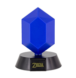 The Legend of Zelda 3D Icon Light Blue Rupee 10 cm