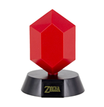 The Legend of Zelda 3D Icon Light Red Rupee 10 cm