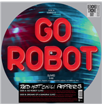 Vynil Red Hot Chili Peppers - Go Robot / Dreams Of A Samurai (Rsd 2017)