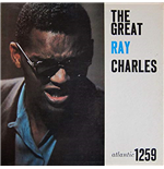 Vynil Ray Charles - The Great (Mono)