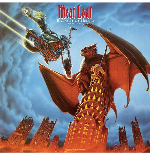 Vynil Meat Loaf - Bat Out Of Hell II: Back Into Hell (2 Lp)