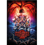 Stranger Things (One-Sheet Season 2) Maxi Poster