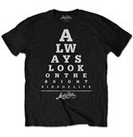 Monty Python Men's Tee: Bright Side Eye Test