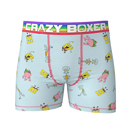 Spongebob Friends Boxer Briefs
