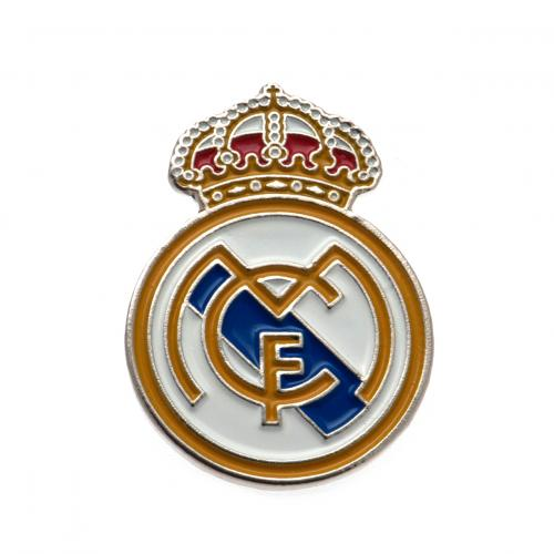 Real Madrid F.C. Badge