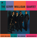 Vynil Gerry Mulligan Quartet - Gerry Mulligan Quartet
