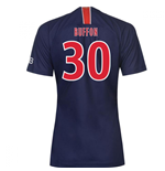 2018-2019 PSG Home Nike Womens Football Shirt (Buffon 30)