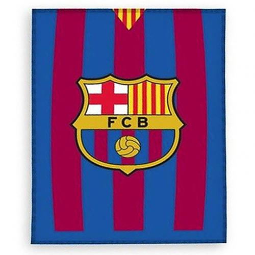 F.C. Barcelona Fleece Blanket ST