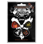 Venom Plectrum Pack: Black Metal