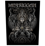 Meshuggah Back Patch: Musical Deviance